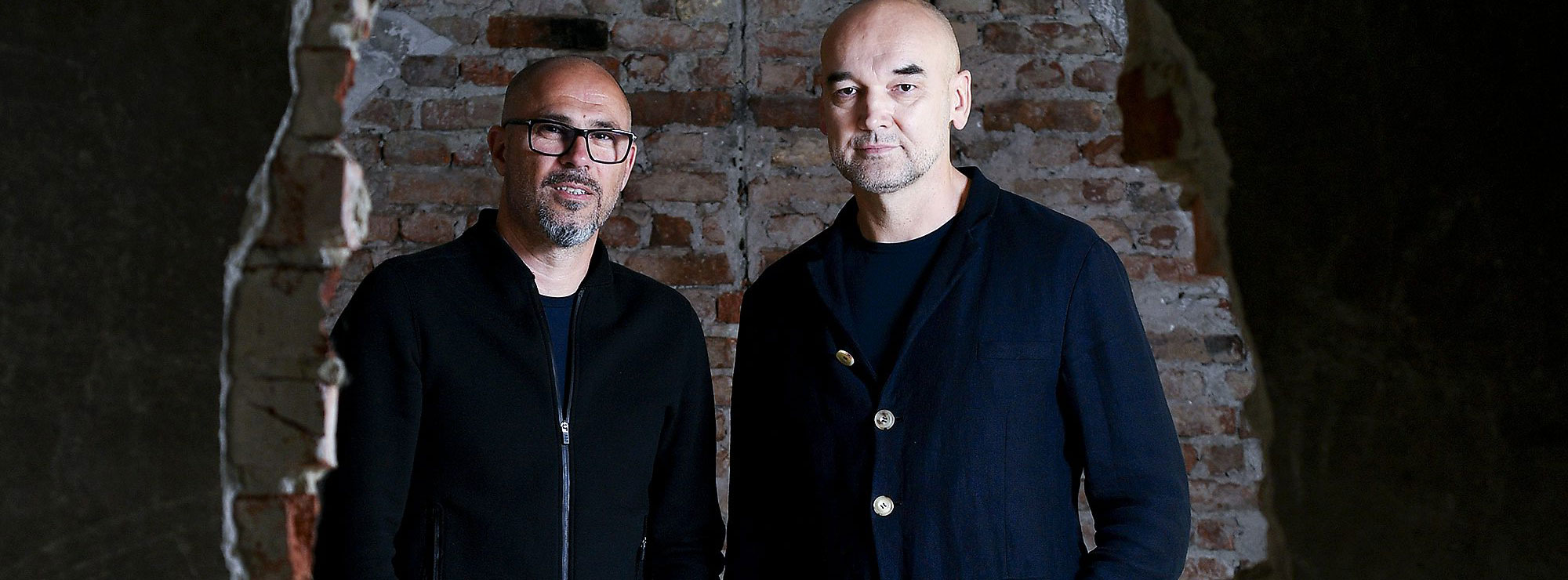 Tomislav Curkovic and Zoran Zidaric of Dva Arhitekta