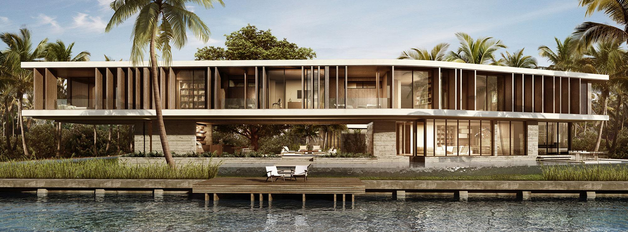 Tuckman Residence, Fort Lauderdale, Forida